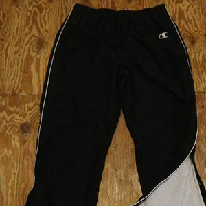 Vintage Champion Authentic Tear Away Snap Pants